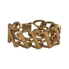 Bartek Retro Link Bracelet