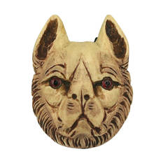 French Bulldog Dress Cilp