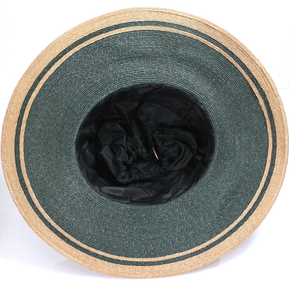 Edwardian Straw Afternoon Hat For Sale 1