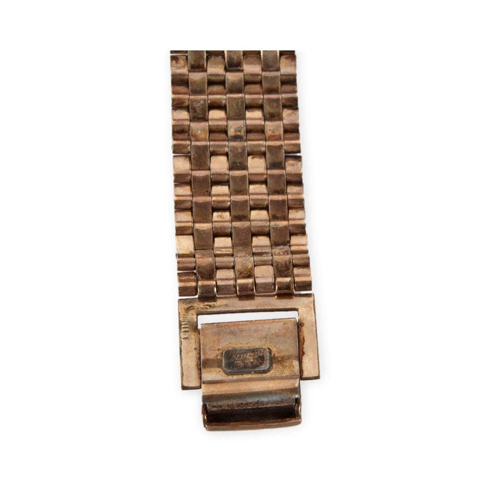Women's Kreisler Retro Link Buckle Bracelet For Sale