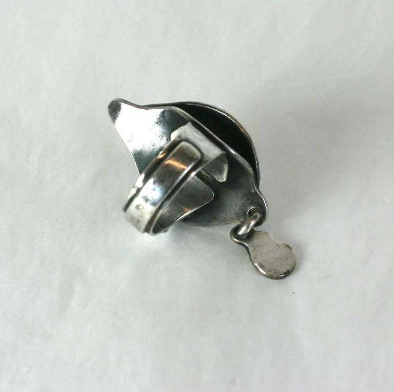 Sam Kramer Eye Ring For Sale 1