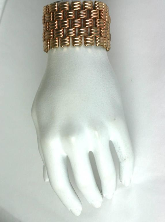 Kreisler Retro Link Bracelet For Sale 1