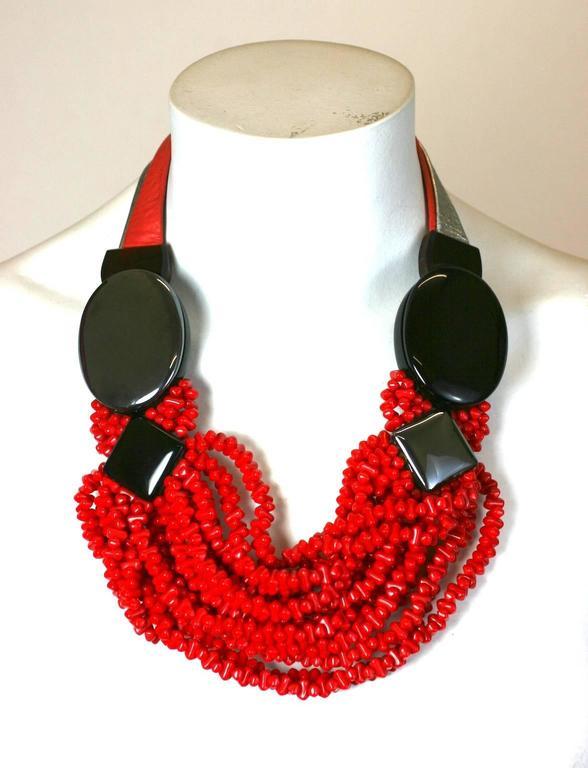 Yves Saint Laurent Haute Couture Necklace 7