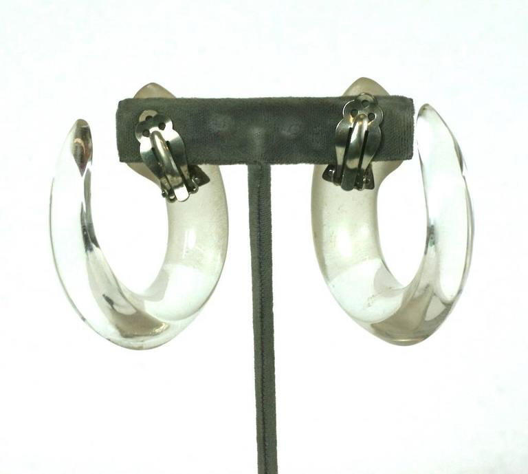 Women's or Men's Patricia Von Musulin Frosted Hoops