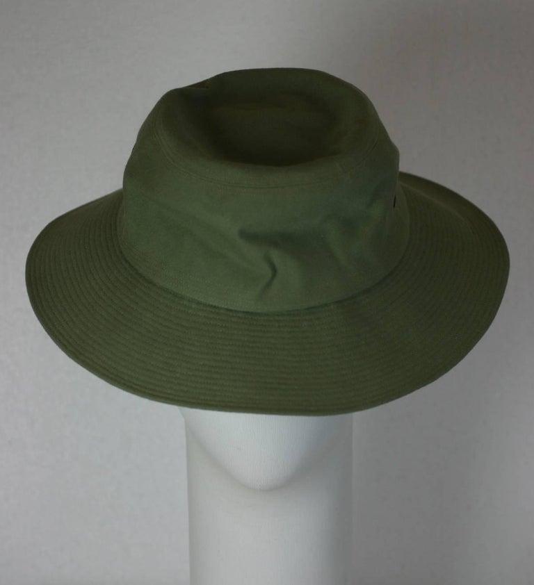 Women's or Men's Yves Saint Laurent by Alber Elbaz Fisherman Hat  For Sale