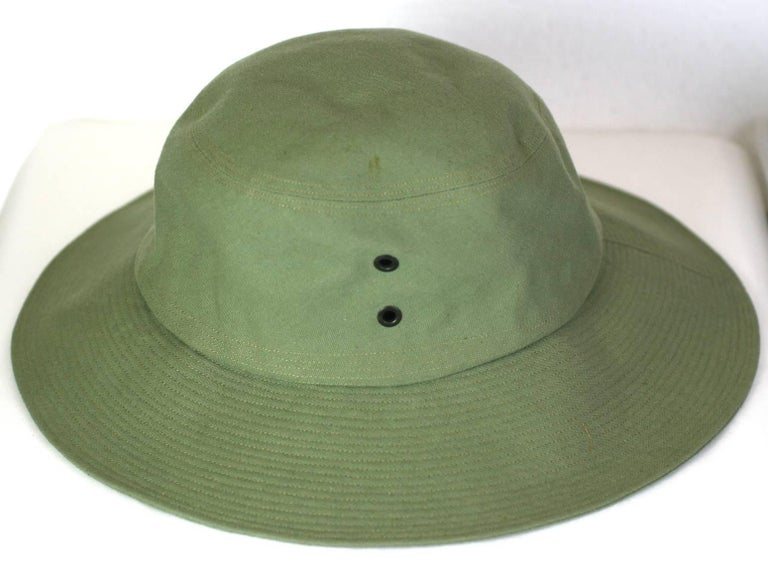 Yves Saint Laurent by Alber Elbaz Fisherman Hat  For Sale 1