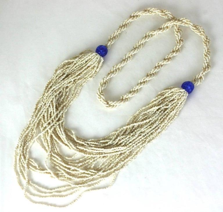 Maison gripoix art deco necklace for sale at 1stdibs for Art maison deco