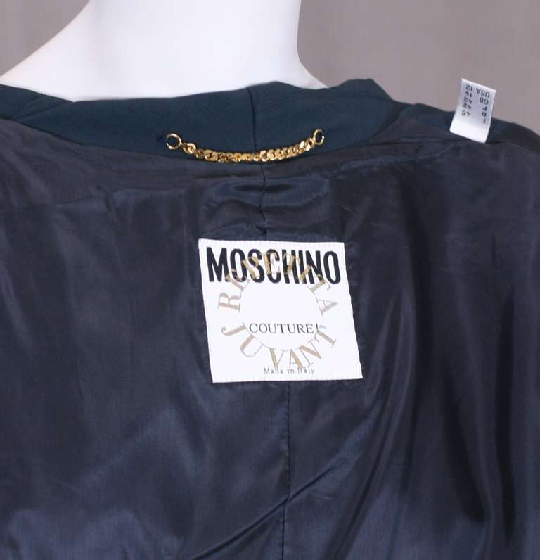 Moschino Hybrid Blazer For Sale 4