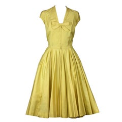 Charles James Afternoon Dress