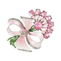 Chanel Enamel Floral Spray