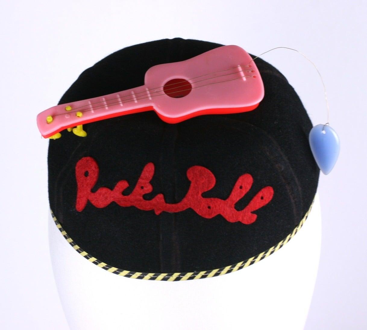 Rock n Roll Beanie 2