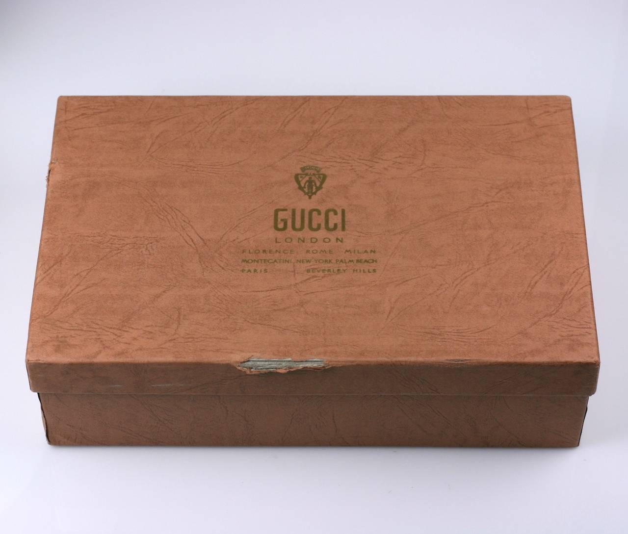 Gucci Unused Original Leather Planner 6