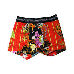 Versace Mare Swim Trunks