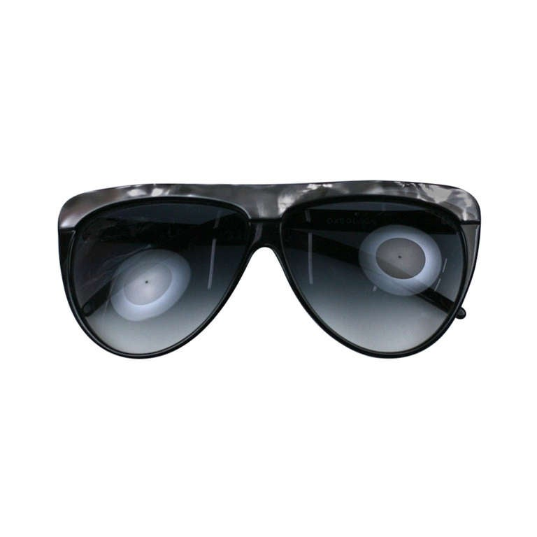 Laura Biagotti Pearlized Sunglasses