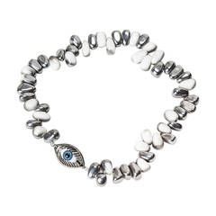 Surreal Eye Tooth Necklace, MWLC