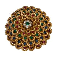 Boucher Jeweled Flower