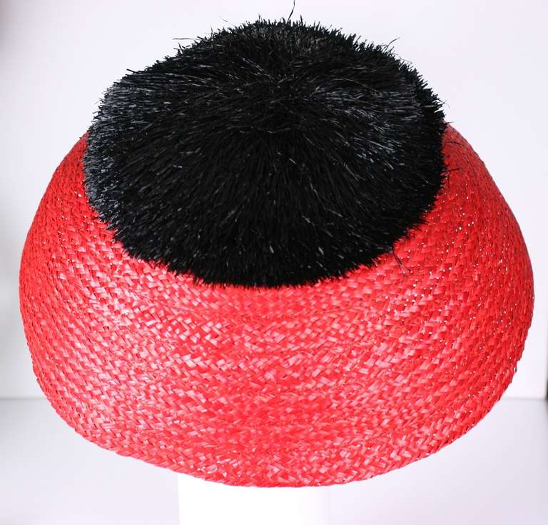 Italian Straw Resort Hat 4