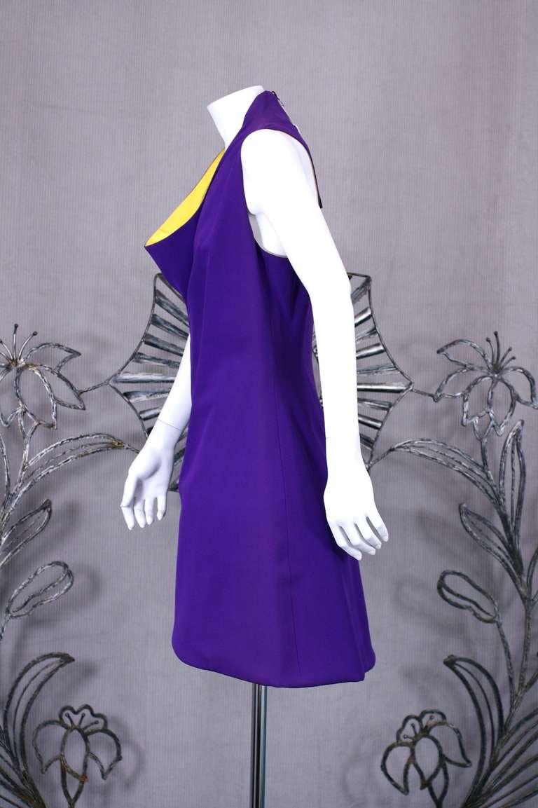 Gianni Versace Typhoon Line Short Dress 3