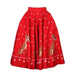 Lady and The Tramp, Disney Skirt