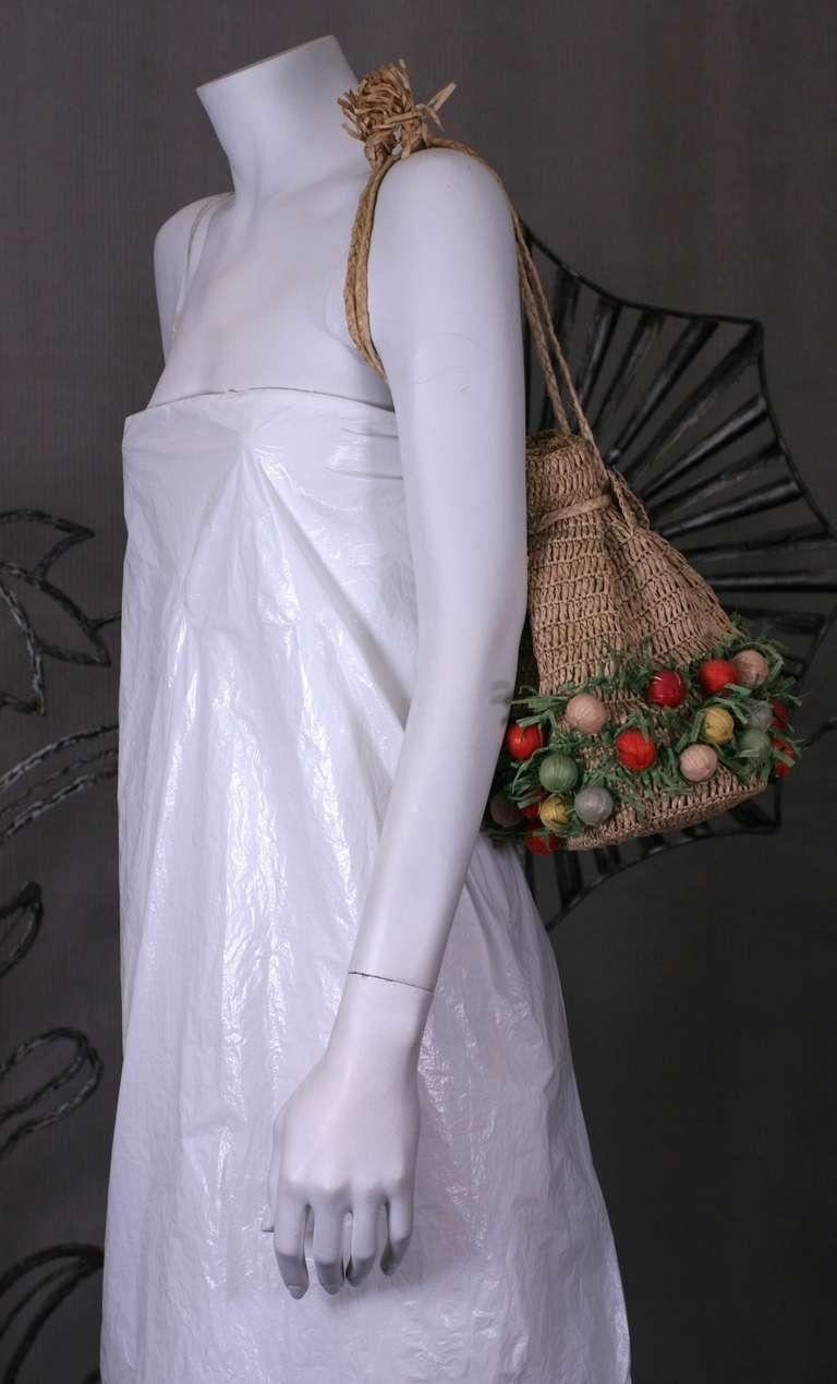 Italian Straw Resort Handag 5