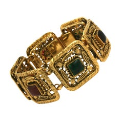Chanel Byzantine Haute Couture Link Bracelet