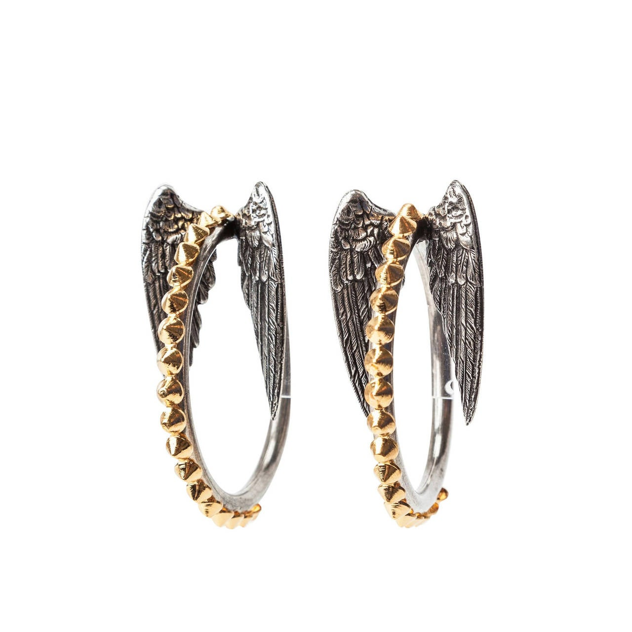 Winged Hoops, MWLC For Sale