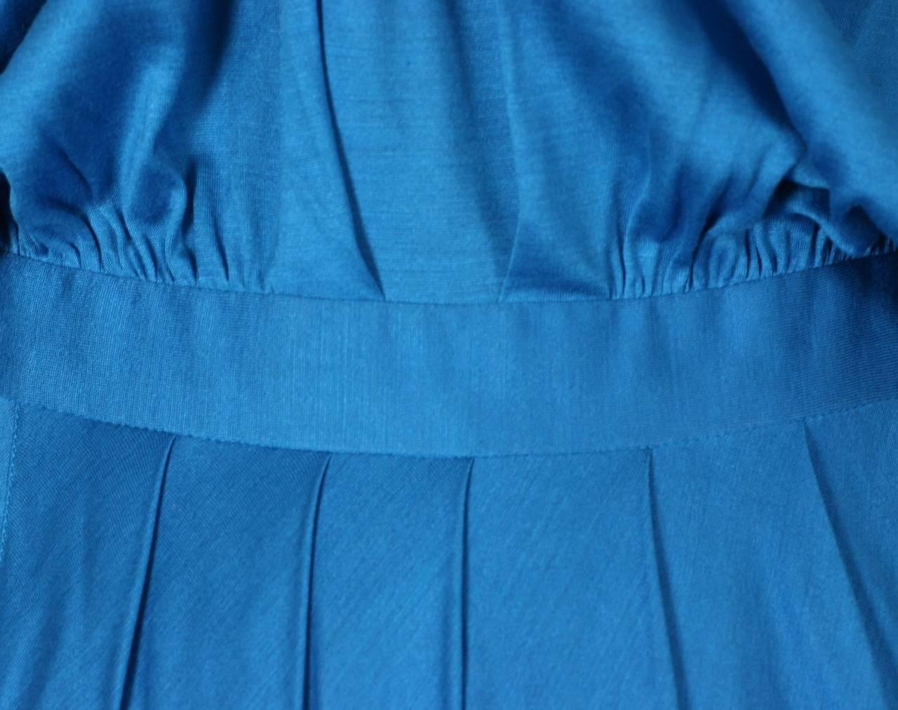 Helga Howie Slinky Jersey Split Wrap Dress 5