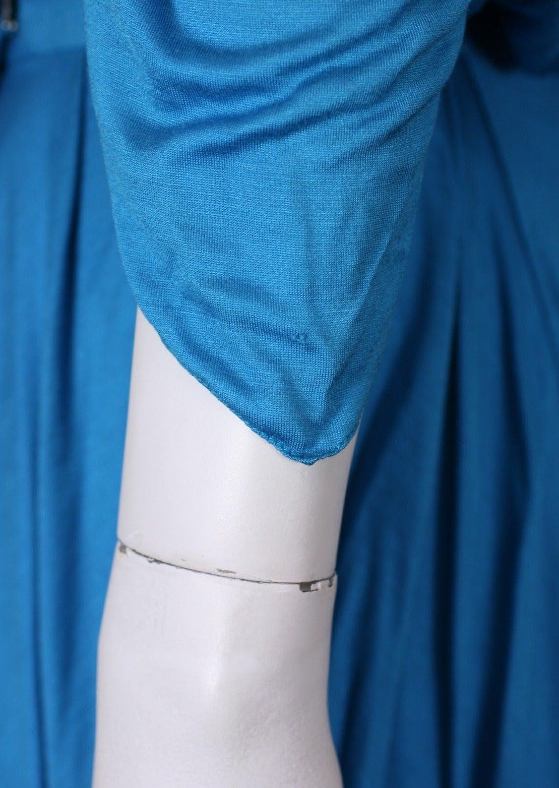 Helga Howie Slinky Jersey Split Wrap Dress 3