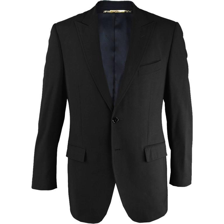 Dolce & Gabbana Men's Classic Peaked Lapels Dinner Jacket, c. Fall 2005