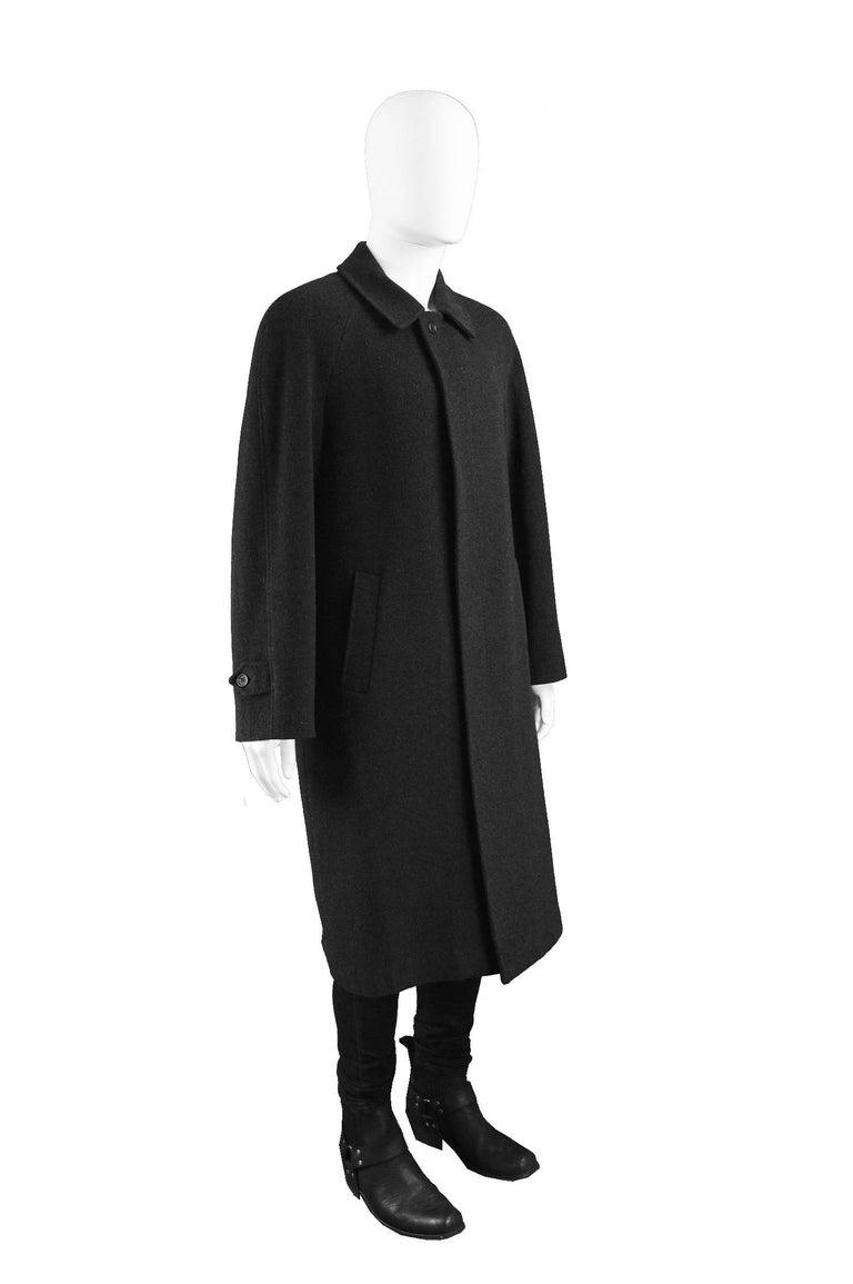 Jacques Heim Vintage Men S Cashmere And Wool Raglan Sleeve