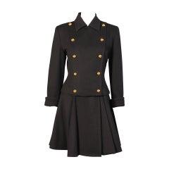Patrick Kelly Jacket & High Waisted Skirt