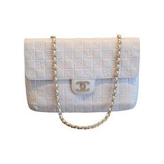 Iconic Chanel Charms Bag in Blush, Never Used