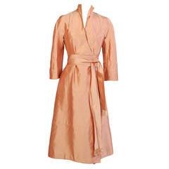 Chado Raplh Rucci Asian Inspired Wrap Dress