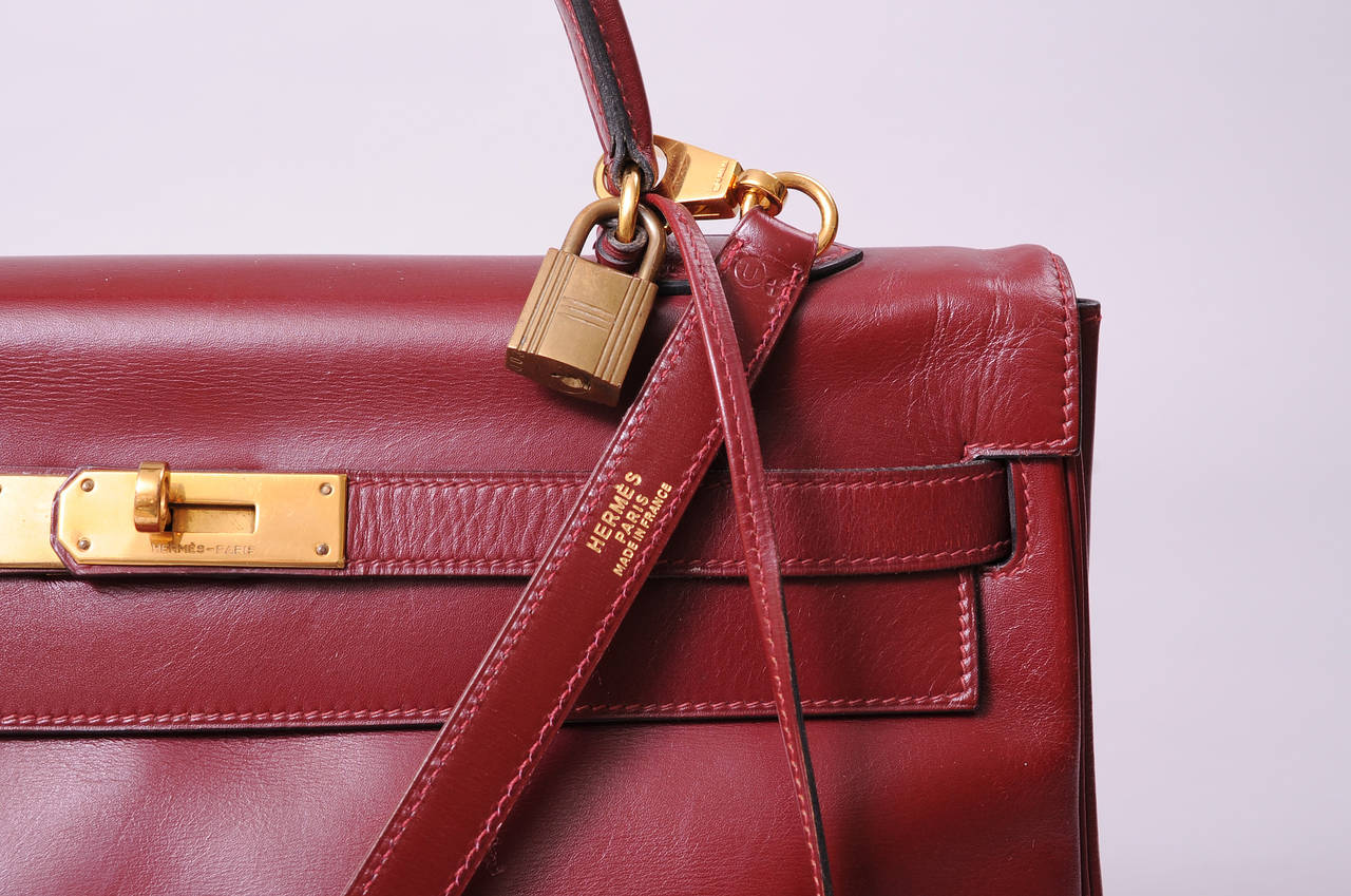 antique hermes kelly