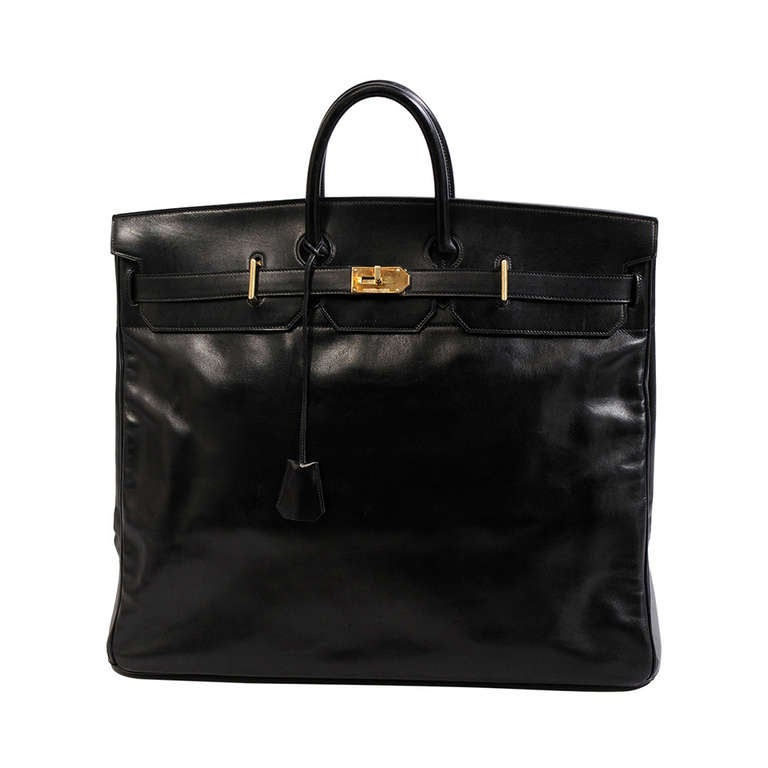 kelly hermes wallet - Huge Vintage Hermes 55cm Haut a Courroies or HAC Birkin Bag at 1stdibs