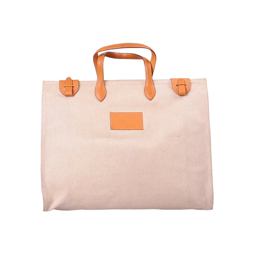 hermes canvas tote bags that look like birkin. Black Bedroom Furniture Sets. Home Design Ideas