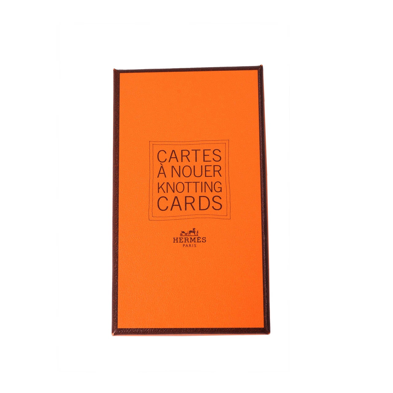 Hermes Cartes A Nouer, Knotting Cards