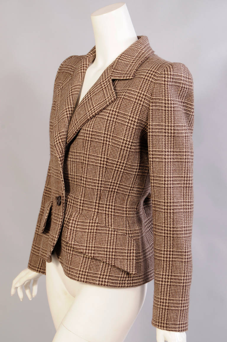 Givenchy numered haute couture jacket for sale at 1stdibs for Haute couture sale