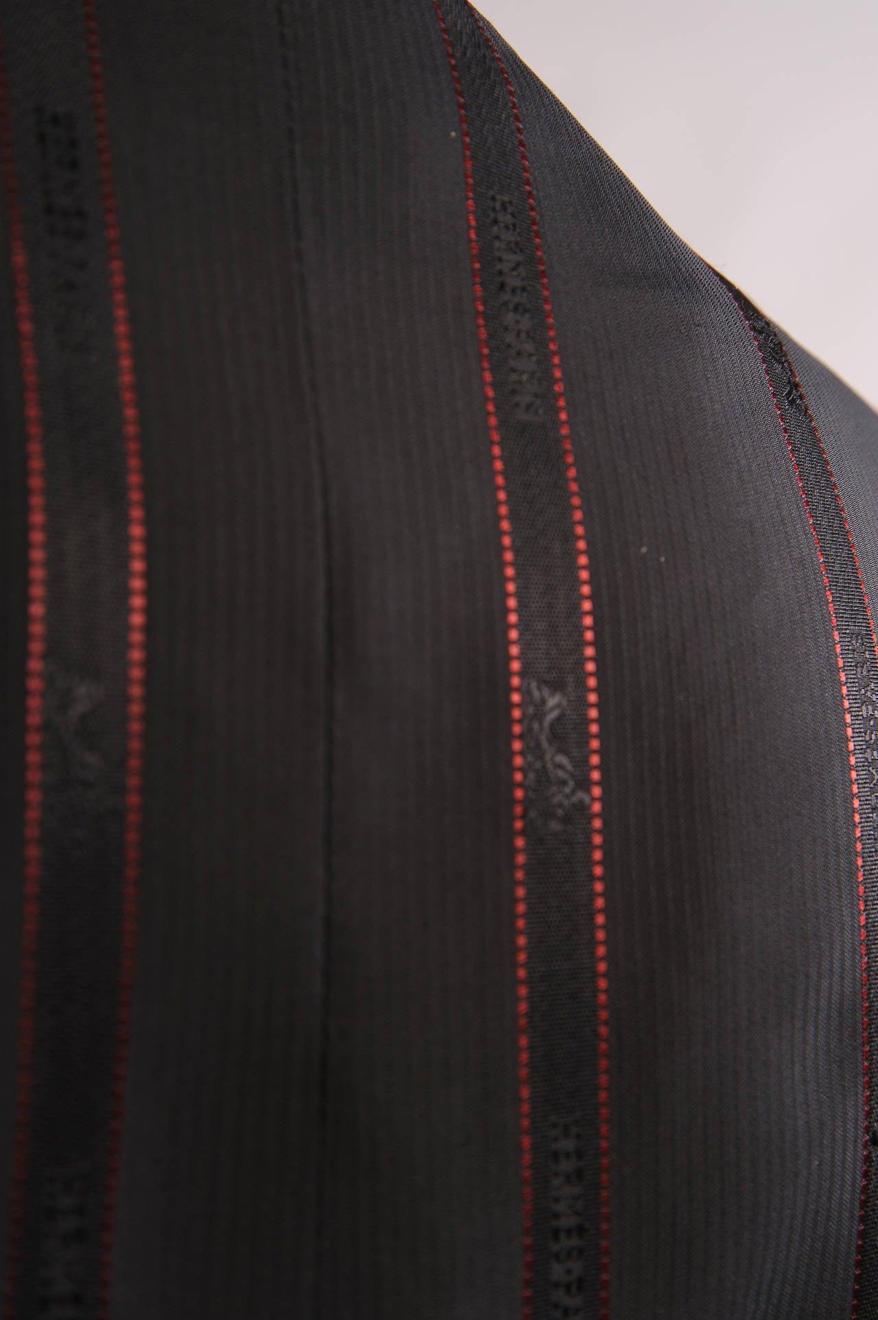 Women's Hermes Paris Jewel Toned Woven Silk Vest For Sale