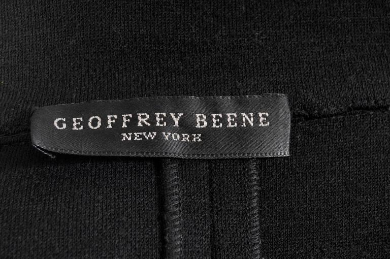 Geoffrey Beene Zipper Around The Neck Dress 6