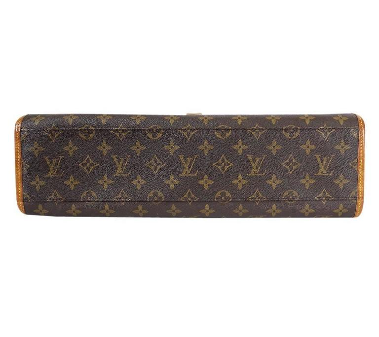 Louis Vuitton Monogram Rivoli Briefcase Business Bag 1