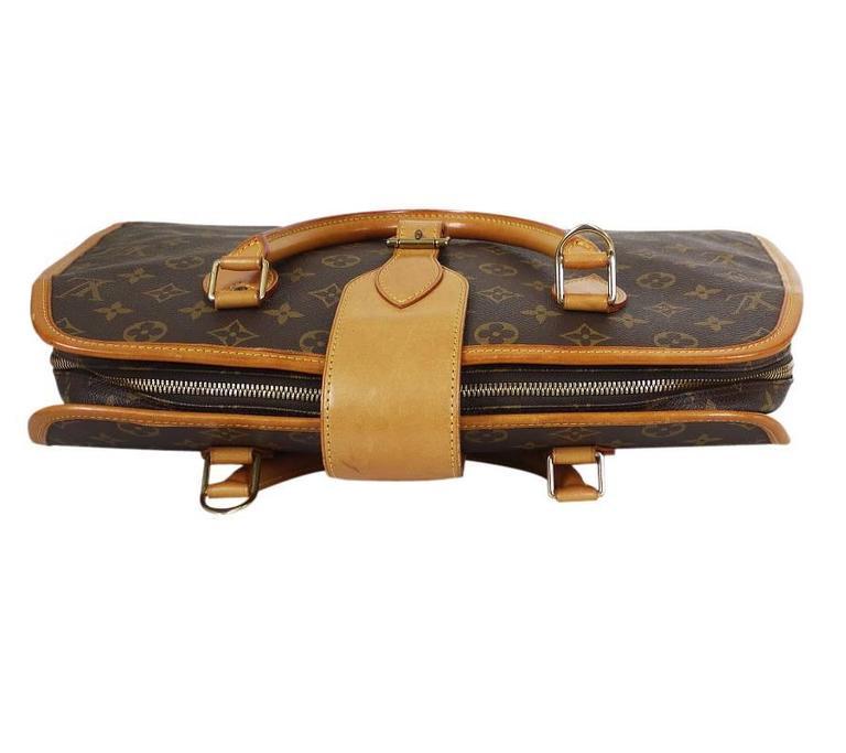 Women's or Men's Louis Vuitton Monogram Rivoli Briefcase Business Bag