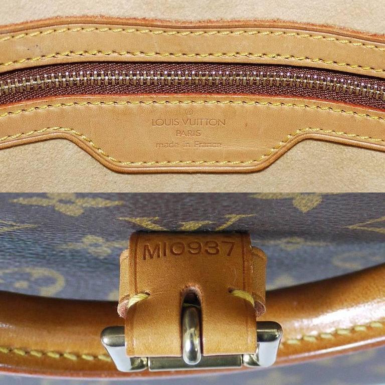 Louis Vuitton Monogram Rivoli Briefcase Business Bag 4