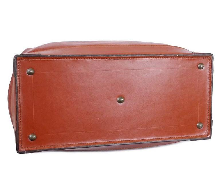 louis vuitton fawn brown epi steamer 45 travel bag rare at 1stdibs