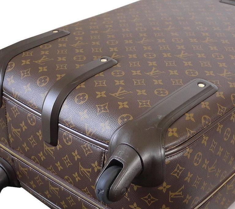 75e8050d662b Louis Vuitton Monogram Zephyr 70 trolley case Suitcase
