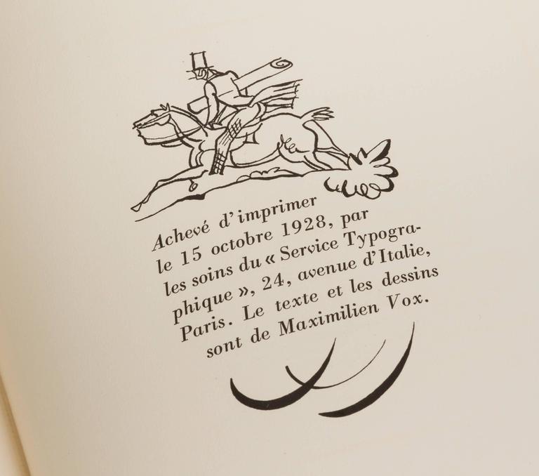 Beige Rare Hermès c.1928, 100 Years Anniversary Book For Sale