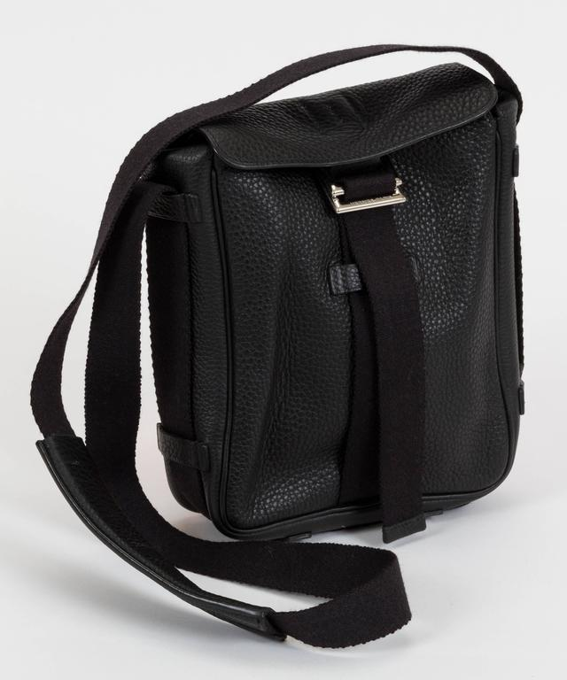 Hermès Black Clemence Men's Shoulder Bag 2
