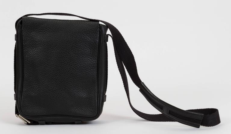 Hermès Black Clemence Men's Shoulder Bag 3