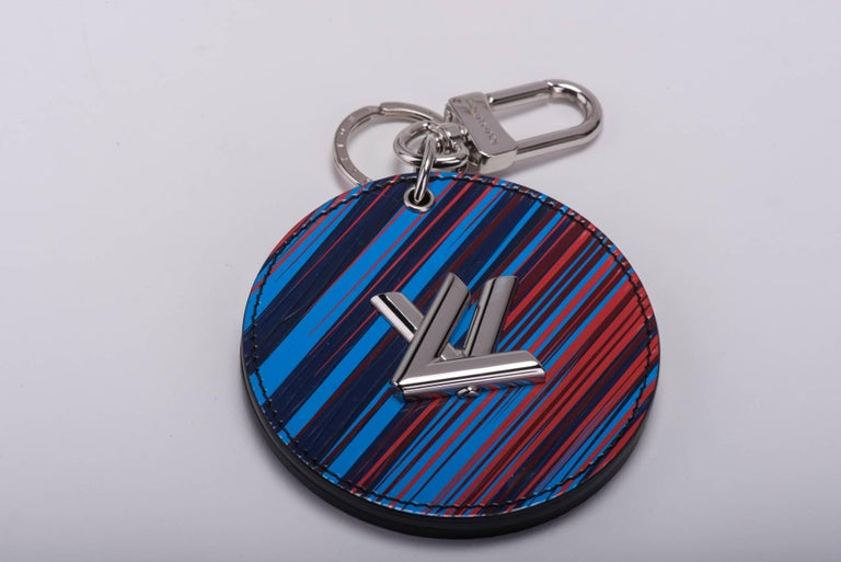 Louis Vuitton limited edition Tokyo Japan monogram keychain. Brand new with original box.