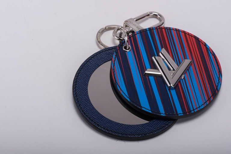 Black Louis Vuitton Limited Edition Tokyo Monogram Bag Charm For Sale